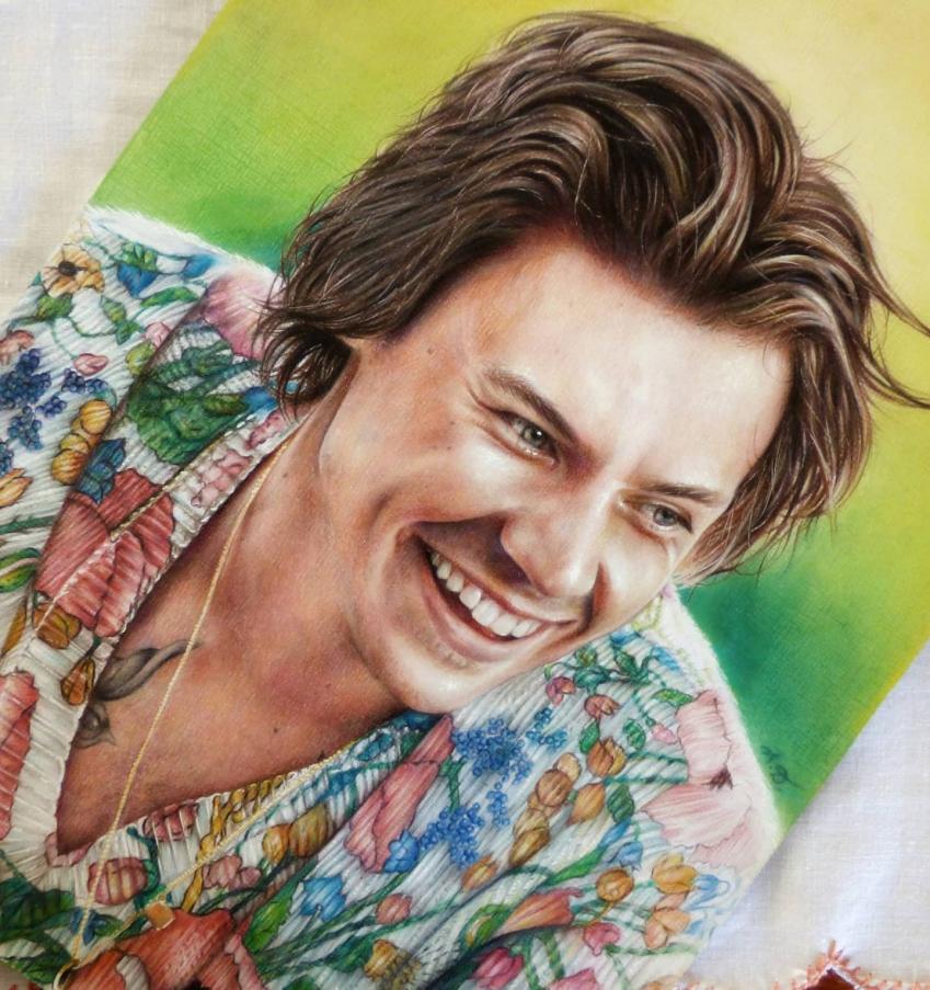 Harry Styles by Cymbidium